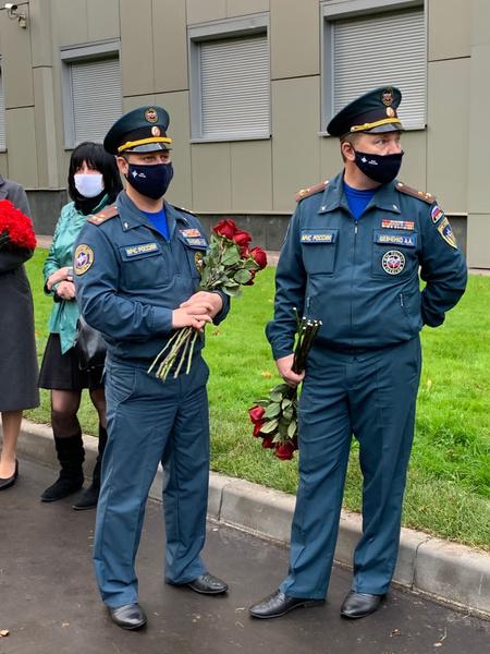 Коллеги Зиничева собираются на церемонию прощания