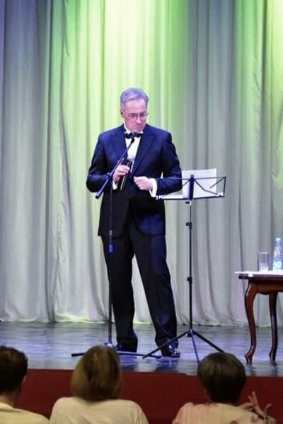 В рамках концертного тура «Другой формат» Норкин путешествовал по всей России