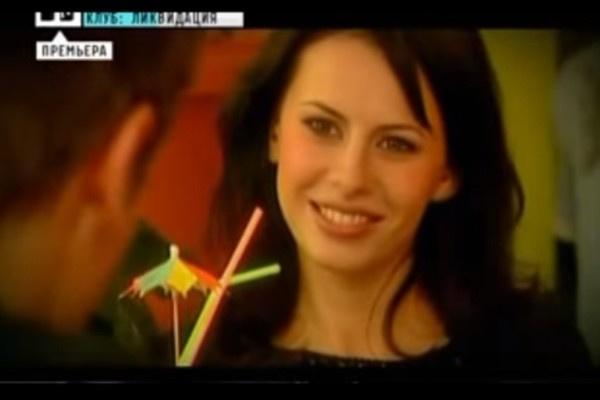 Оксана Лаврентьева сыграла в сериале модель