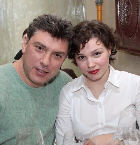 Борис и Жанна Немцовы