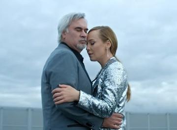 Альбина Джанабаева и Валерий Меладзе выпустили клип на песню «Мегаполисы»