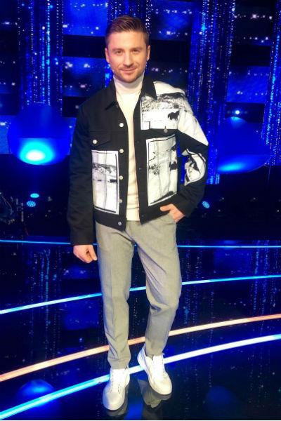 Сергей Лазарев периодически принимает участие в съемках ТВ-шоу