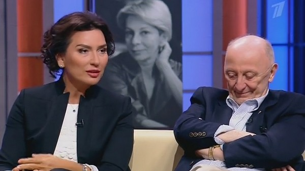 Ксения Соколова и Глеб Глинка