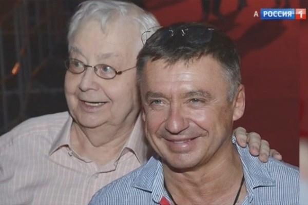 Антон Табаков скучает по отцу