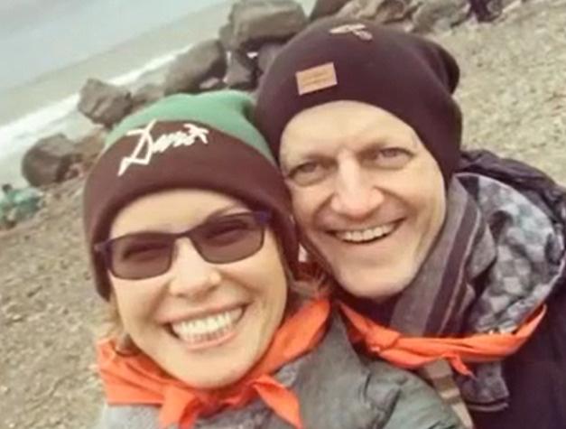 Актриса в браке с режиссером Вадимом Сквирским уже почти 30 лет