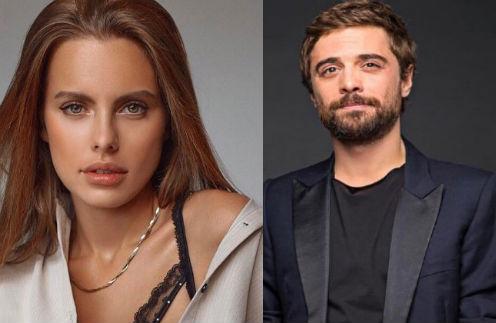 Дарья Клюкина и Илья Глинников