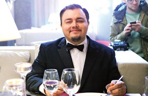 Буквально за месяц Роман Бурцев стал звездой интернета