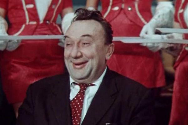 Актер часто снимался в комедиях