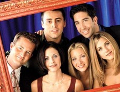 Сериал «Друзья» возвращается на экраны