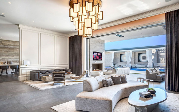 Новости: Фото дома Кайли Дженнер за 36 миллионов долларов – фото №9
