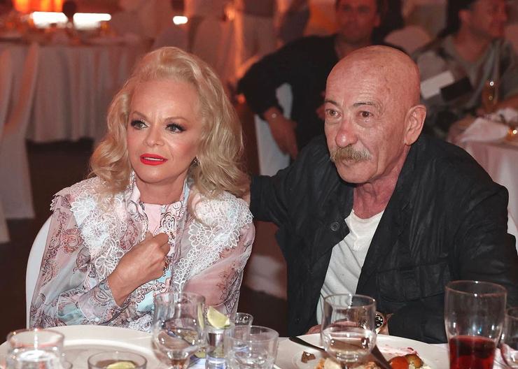 Лариса Долина и Александр Розенбаум