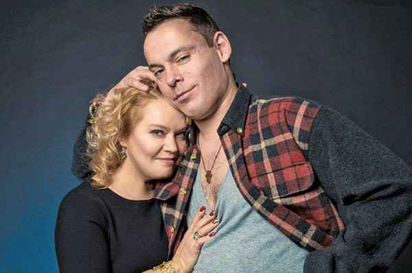 Сергей Лановой мечтал, чтобы жена Ольга родила ему сына, которому они бы дали имя Сергей. Фото 2013 года