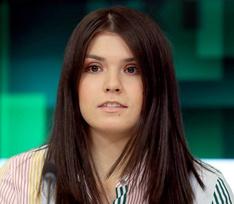 Варвара Караулова и ее избранник расписались в Кутузовском загсе — фото