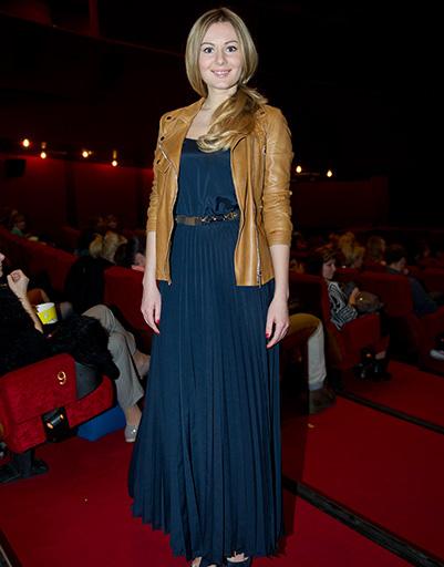 Мария Кожевникова стала звездой красной ковровой дорожки