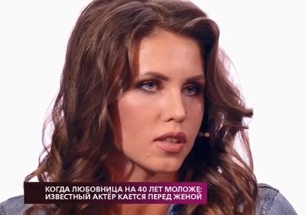 Юдичева требовала материальной помощи от известного актера
