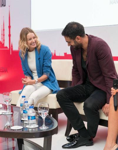 Актеры признались, что каждому из них пришлось выучить несколько слов на языке партнера