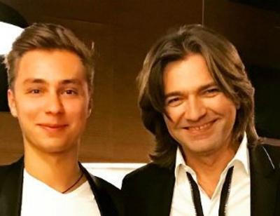 Племянник Дмитрия Маликова бросил учебу во Франции после рождения наследницы