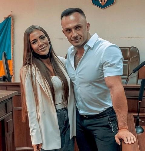 София Стужук и Дмитрий Стужук