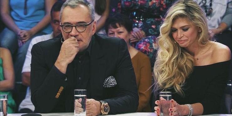 Константин Меладзе и Вера Брежнева недавно представили совместную песню