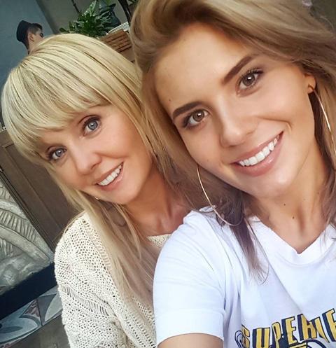 Валерия и Анна Шульгина