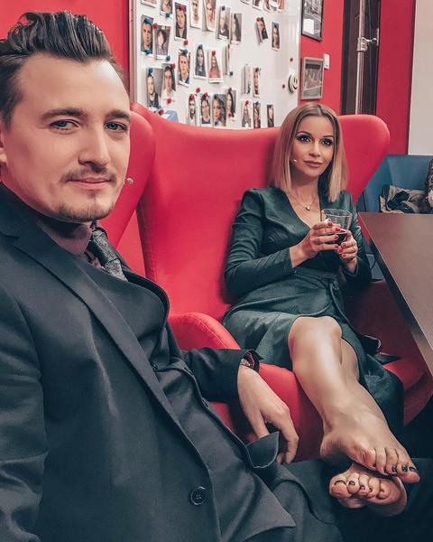 На телепроекте Ольга больше всего дружит с Владом Кадони и Ксенией Бородиной.