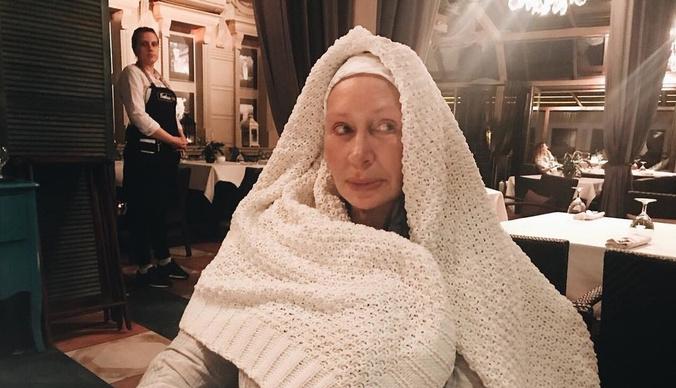 Татьяна Васильева вновь доверила свое тело пластическому хирургу