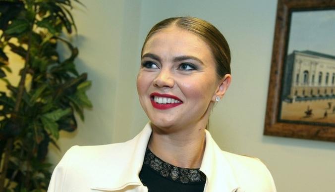 Алина Кабаева выбирает профессию для будущей дочери