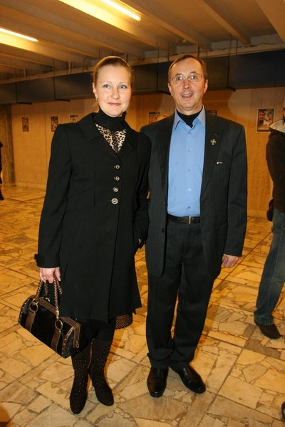 Инга Шатова стала женой и помощницей артиста по «Золотому Витязю»