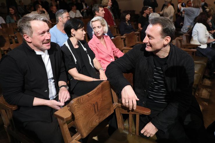 Алексей Кравченко и Анатолий Белый обсуждали планы на новый сезон