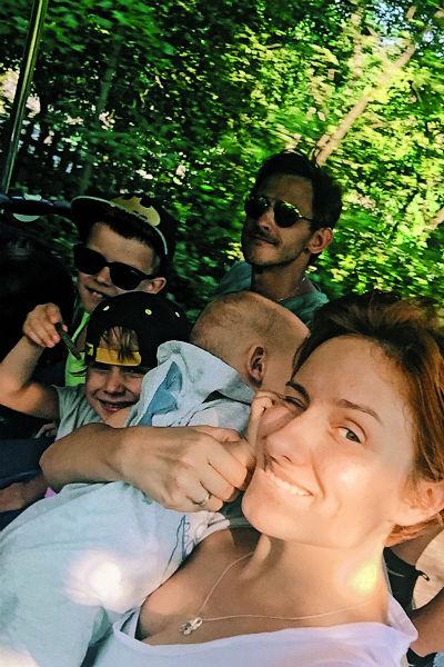 Летние каникулы семьи прошли в Америке. Три недели радости и море впечатлений