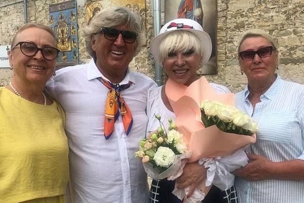 В день свадьбы Валентина светилась от счастья