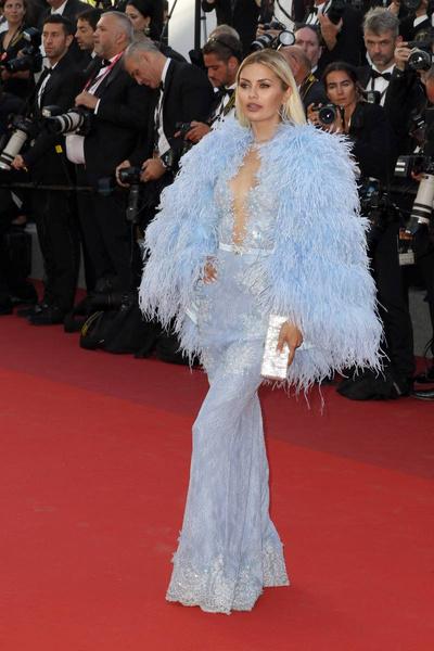 «Не модель и не актриса»: 5 образов Виктории Бони на красных ковровых дорожках