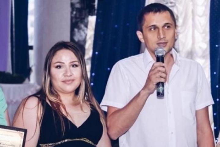 Роман Гребенюк и Анна Мелкоян