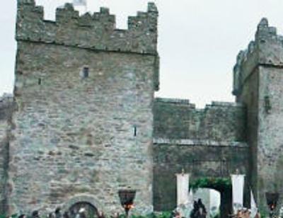 На Урале воссоздали башню из «Игры престолов»