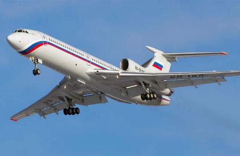 В потерпевшем крушение самолете Ту-154 летели музыканты и журналисты