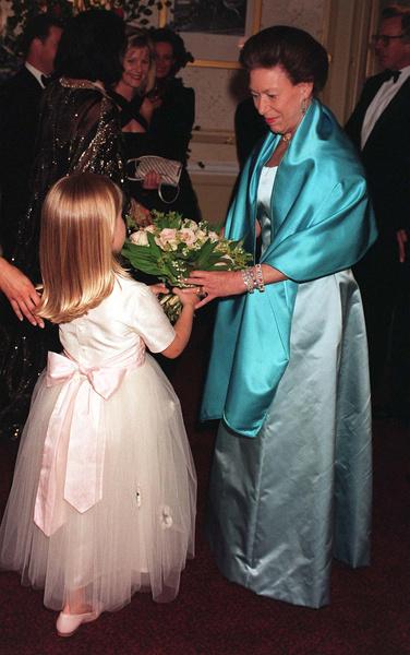 В последние годы жизни принцессе пришлось отказаться от светских выходов