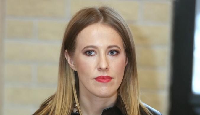 Ксения Собчак станет новой ведущей «Пусть говорят»