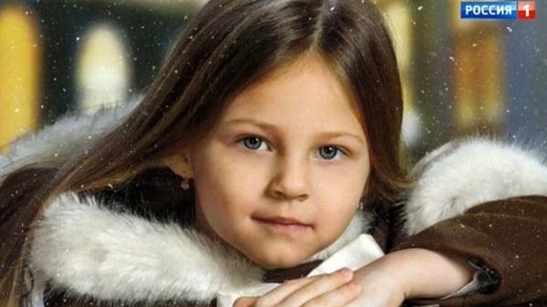Младшая дочь Ивана Колесникова Вера