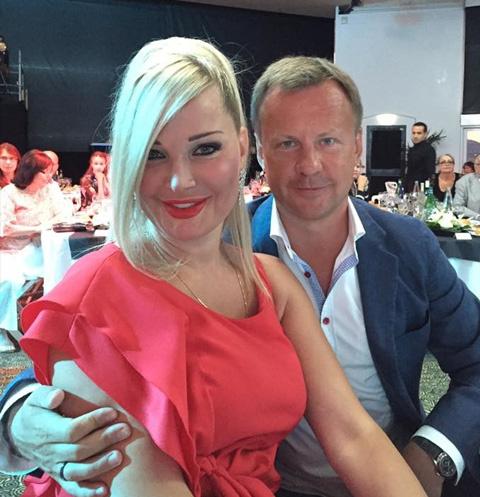 Мария Максакова и Денис Вороненков