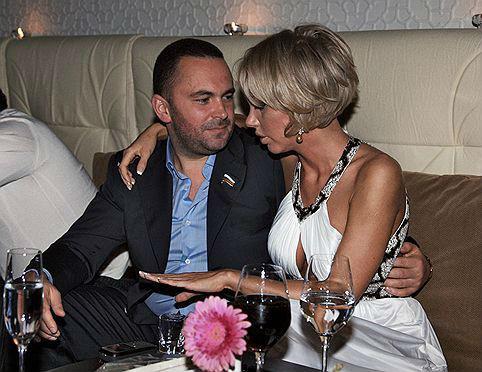 Маша Малиновская и Денис Давитиашвили