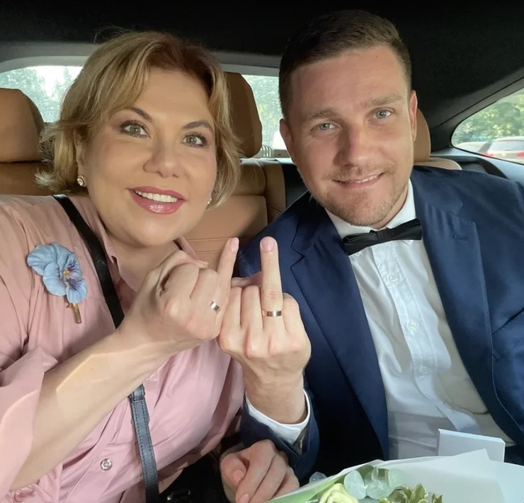 Марины Федункив и Стефано Маджи