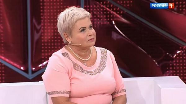 Екатерина Ивановна, мама Даны Борисовой