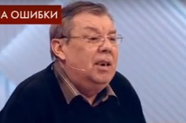 Анатолий Швецов уверен: жена ему изменяла