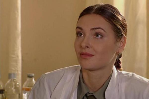 Ольга Фадеева сыграла в сериале медсестру
