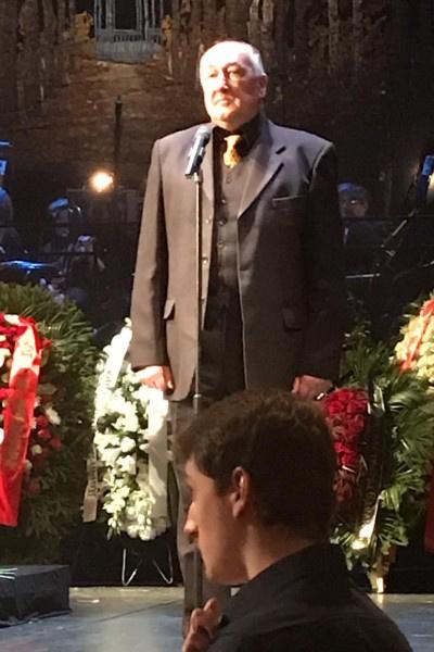Борис Клюев выразил соболезнования близким артистки