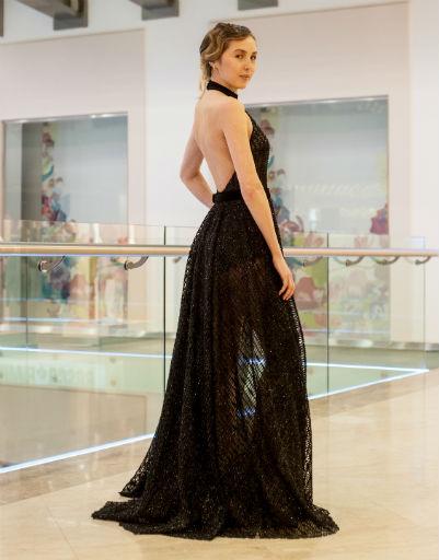 Жиркова презентовала коллекцию вечерних платьев