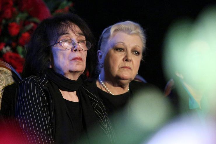 Наталья Дрожжина оказалась рядом после смерти Алексея Владимировича