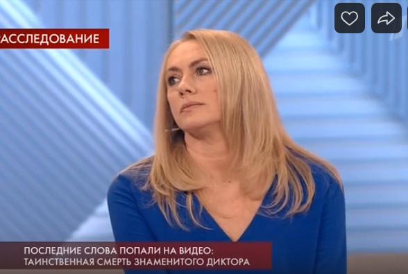 Дочь Юрия Ковеленова Марина