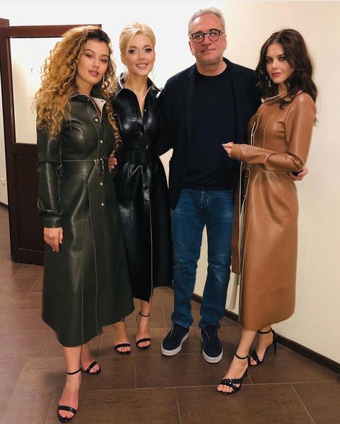 Константину Меладзе приписывали роман с солисткой «ВИА Гры» Эрикой Герцег
