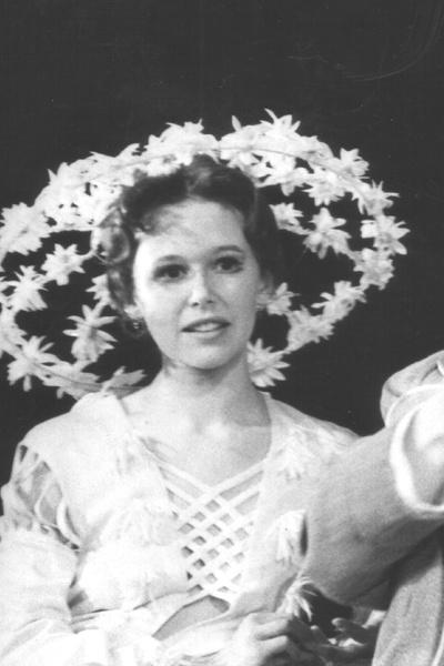 Артистка признавалась, что поступила в «Щуку», так как ни в один другой театральный вуз ее не взяли